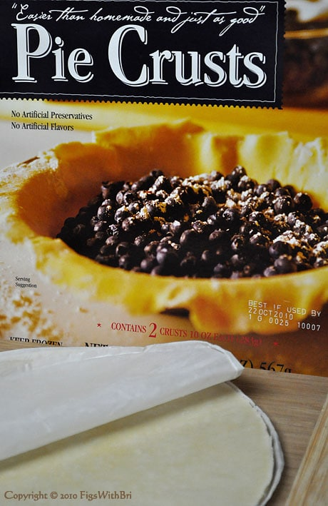 trader joe's frozen pie crusts are made with good simple ingredients