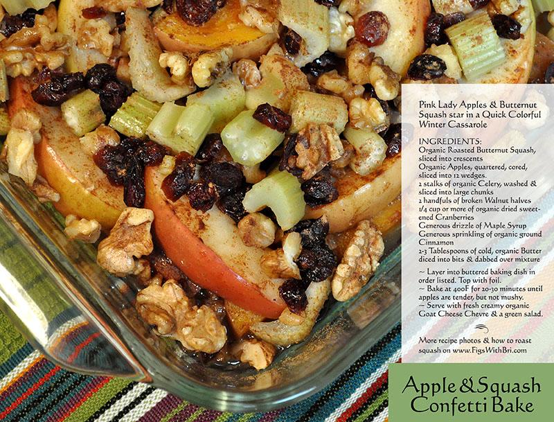 food is love january calendar page