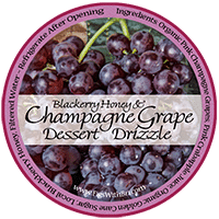 buy pink champagne grapes dessert syrup