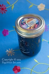 prize winning plum gumbo jam 8oz jar